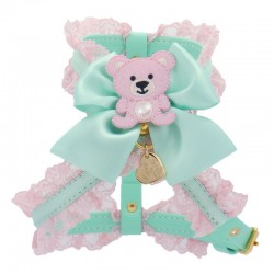 MISS TEDDY LACE HARNESS...