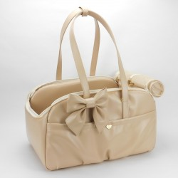 TRAVEL BAG COOKIE ECOLEATHER
