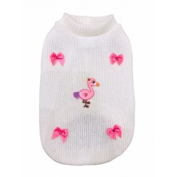 FLAMINGO PULL WHITE -...