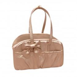TRAVEL BAG ROSE GOLD...