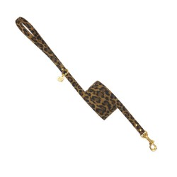 SIMPLE LEASH LEOPARD...