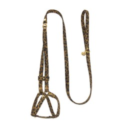 EASY UP LEASH LEOPARD...